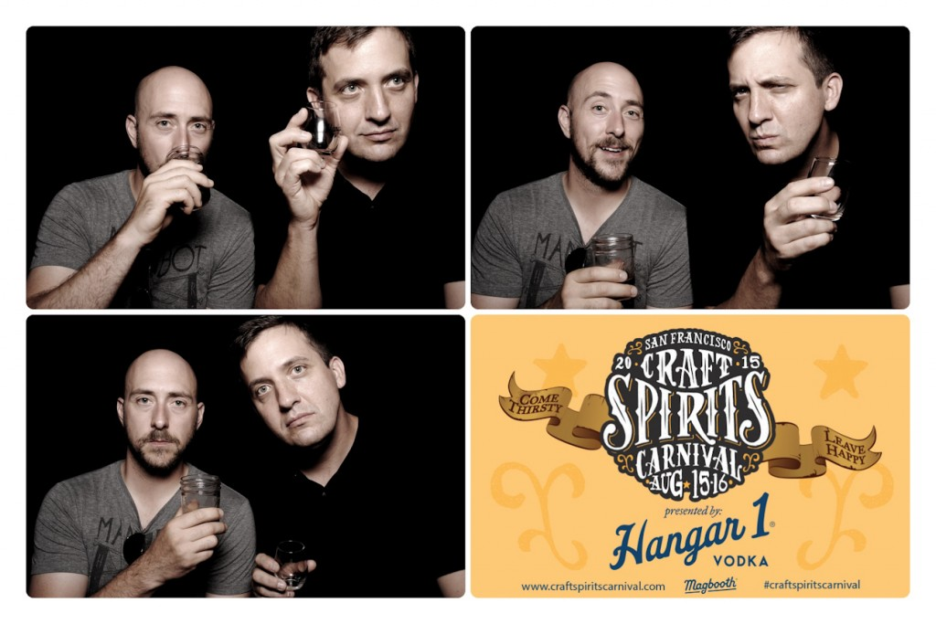 2015 San Francisco Craft Spirits Carnival