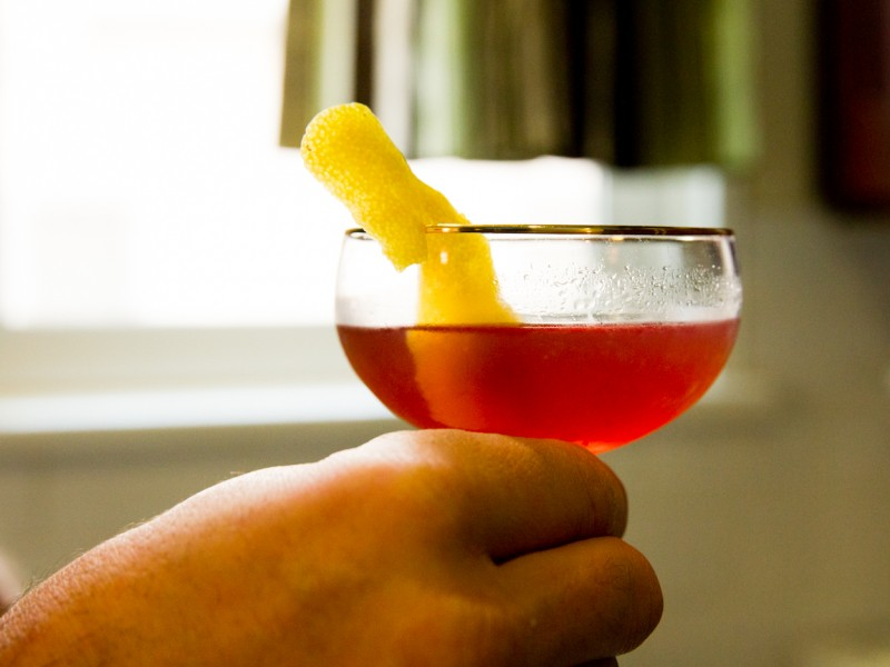 Allegheny Cocktail - The Rituals