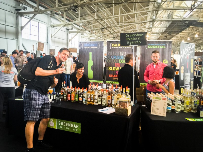 San Francisco Craft Spirits Carnival -- Litty Mathew -- Greenbar Craft Spirits