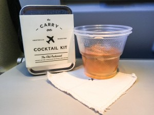 The Carry-On Cocktail - Old Fashioned